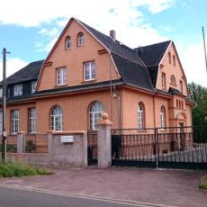 Praxisgebäude Kleintierpraxis Halle